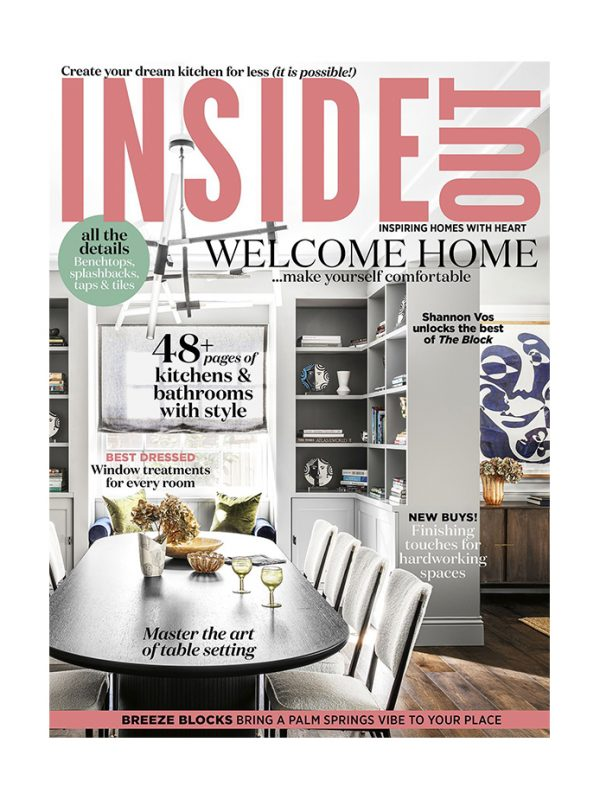 InsideOut magazine cover October 2019