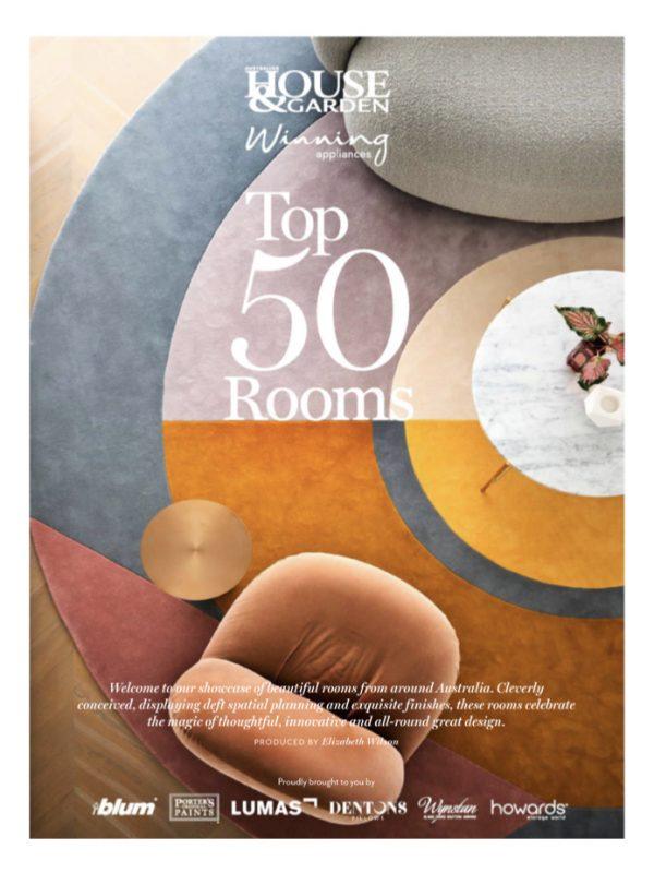 House and Garden Top 50 Rooms Awards